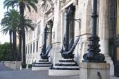 Il Palazzo della Marina a Roma