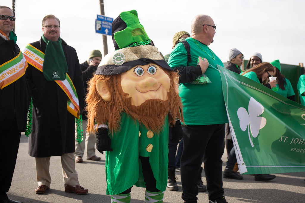Queens County St. Patrick Day Parade2