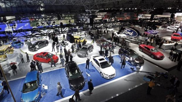Salone dell_Automobile di New York